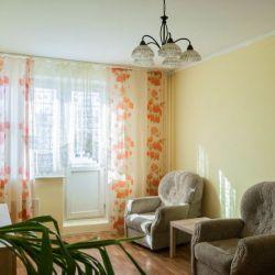 Сдам квартиру посуточно 2-к квартира 54 м² на 16 этаже 17-этажного панельного дома
