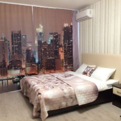Сдам квартиру посуточно 1-к квартира 44 м² на 22 этаже 25-этажного монолитного дома