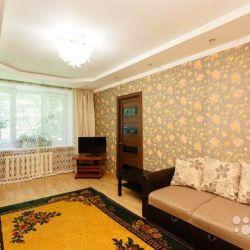 Сдам квартиру посуточно 2-к квартира 48 м² на 5 этаже 18-этажного кирпичного дома