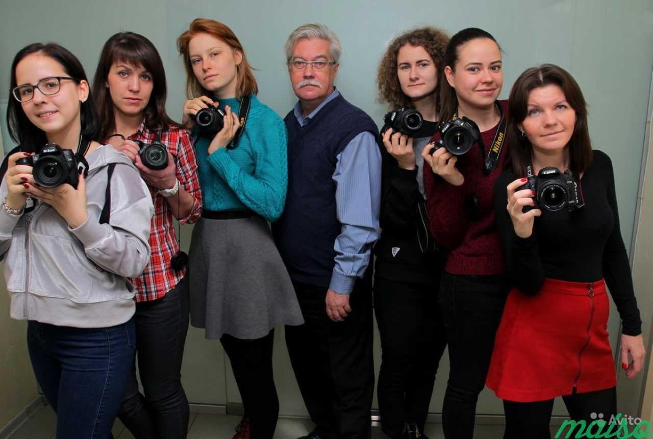 выкладывается обучающие курсы фотографии в спб доброволец