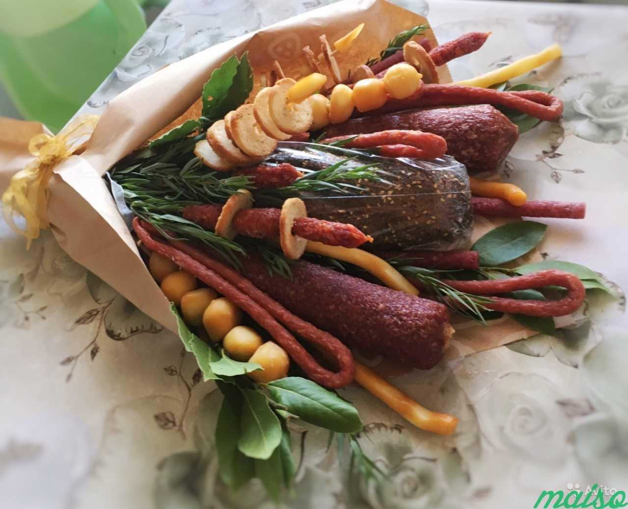 Склады, мужской букет из колбасы нижний новгород