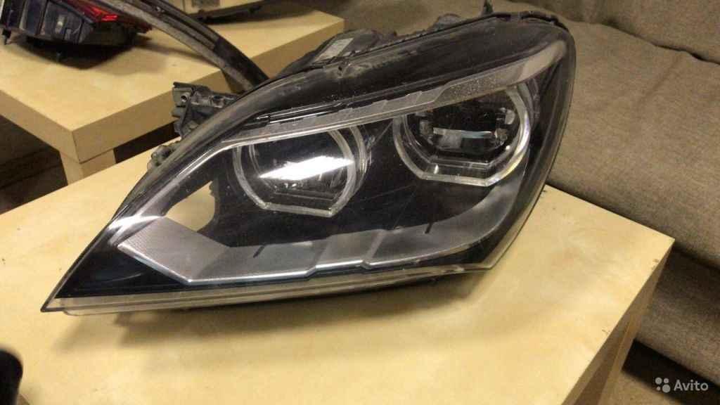 BMW F06 F12 F13 фара левая светодиодная LED в Москве. Фото 1