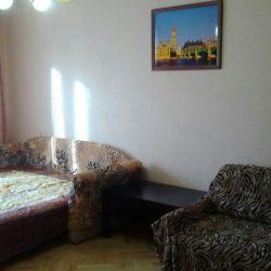 Сдам квартиру посуточно 2-к квартира 43 м² на 6 этаже 9-этажного кирпичного дома