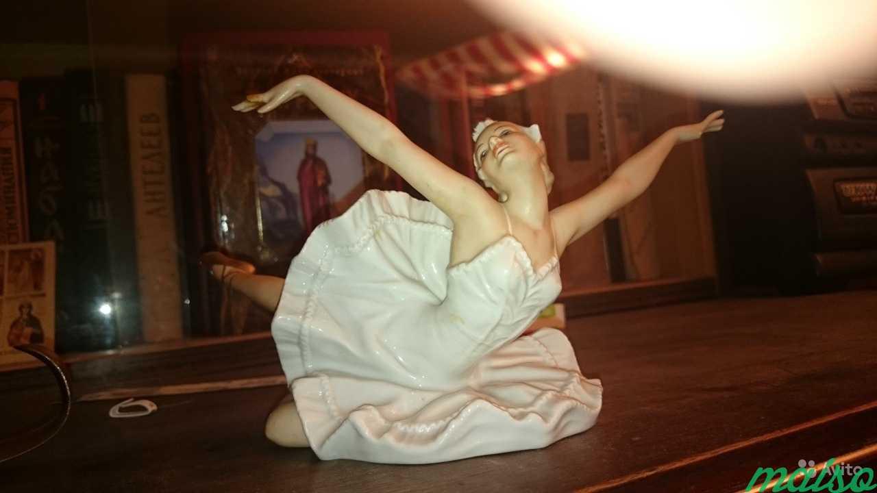 Статуэтки Балерины Германия 2 шт в Москве. Фото 4