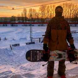 Ремонт сноуборда, вейкборда