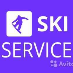 Заточка кантов сноубордов, лыж, нанесение парафина