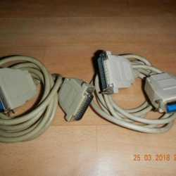 Centronics ieee 1284 36-pin M - DB-25 M Кабель