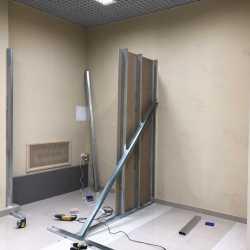 Гипсокартонные стены потолки перегородки