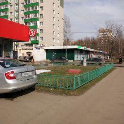 Аренда помещения 107м2 в районе м.Щелковская