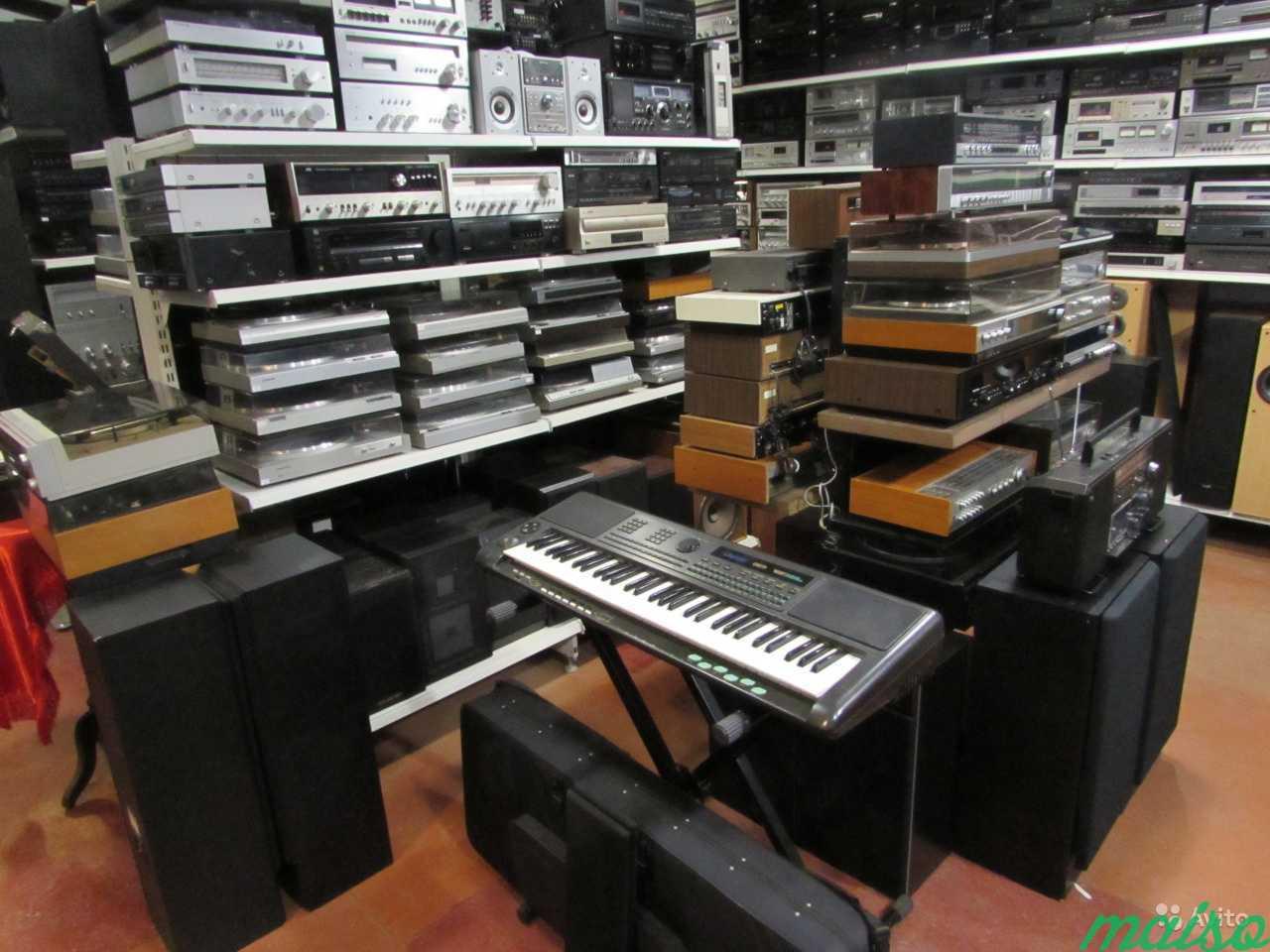 Vintage Tech Магазин Аудиотехники Санкт Петербург Сайт