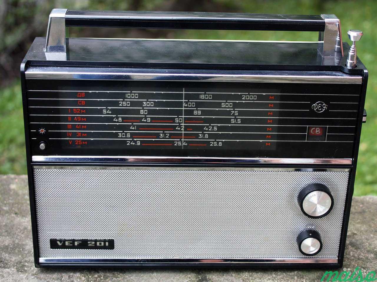 Фото радиоприемники ссср