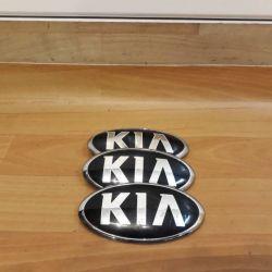 Эмблема для Kia Ceed 2 JD 12-17