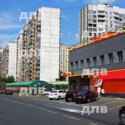 Торговая площадь (весь 2-й этаж) - 400 кв.м