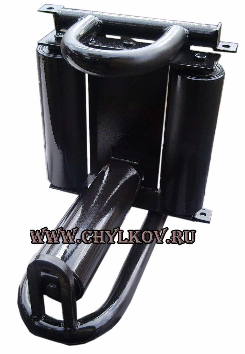 Ролик кабельный угловой БРК 3-160 в Москве. Фото 1, ролик, кабельный, угловой, брк, москва