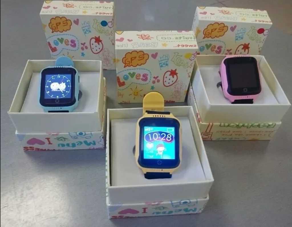 Детские часы с gps Smart baby watch Q528 в Пятигорске. Фото 4, детские, часы, smart, watch, пятигорск