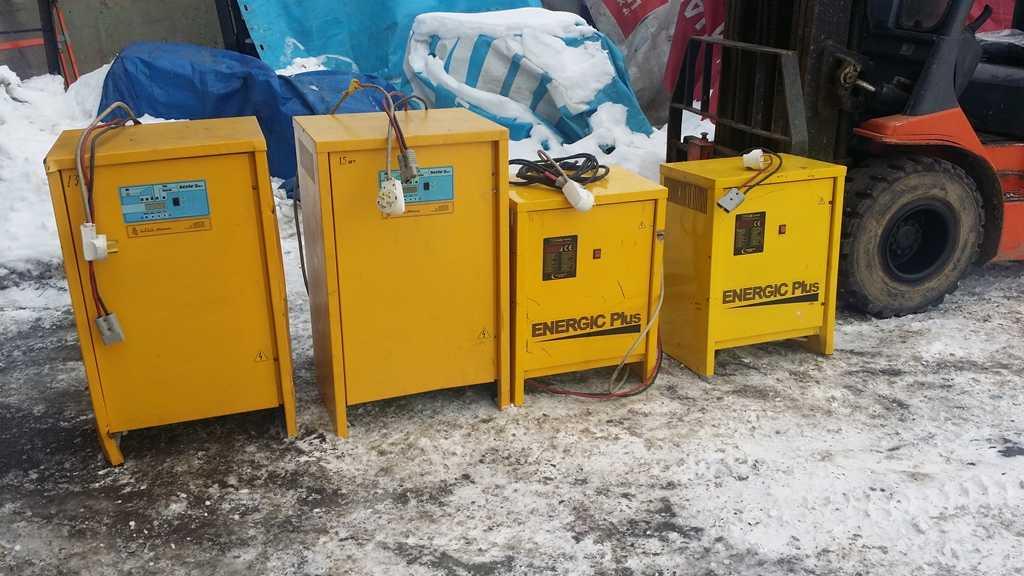 БУ зарядные устройства для погрузчика в Москве. Фото 1, зарядные, устройства, погрузчика, москва