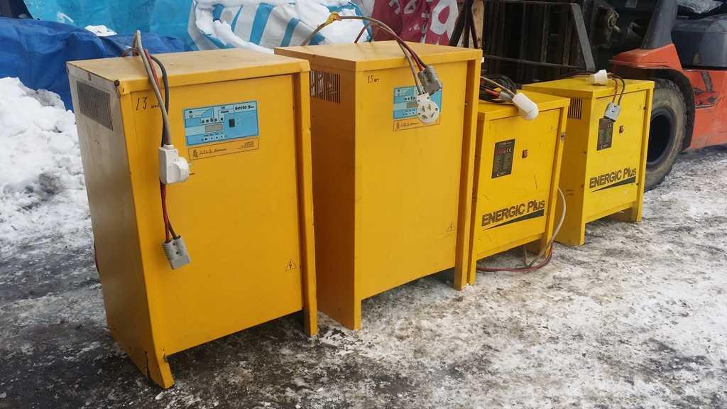 БУ зарядные устройства для погрузчика в Москве. Фото 3, зарядные, устройства, погрузчика, москва