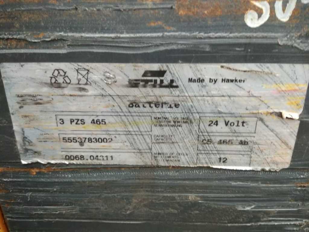 Транспортировщик паллет Самоходная тележка 2 т в Москве. Фото 7