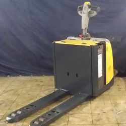 Самоходная электротележка Atlet PLP200