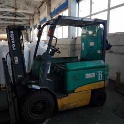 Электрический погрузчик 3 тонны Komatsu FB30-11