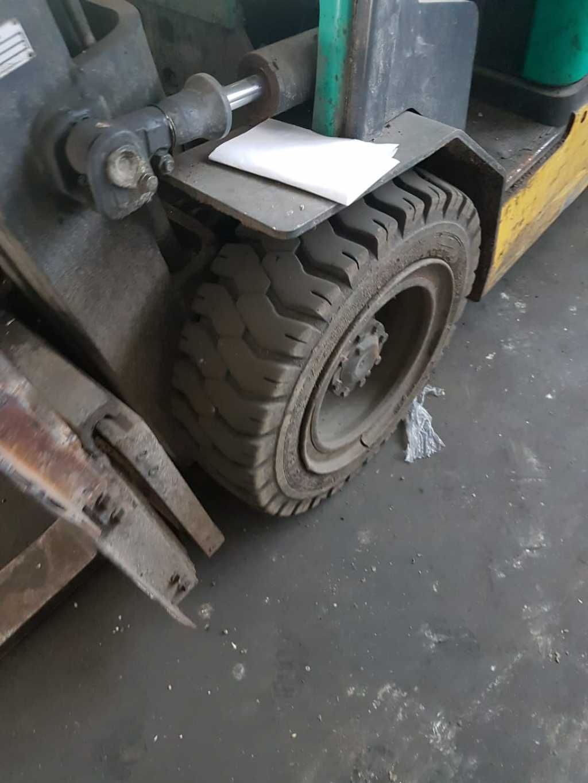Электрический погрузчик 3 тонны Komatsu FB30-11 в Москве. Фото 5