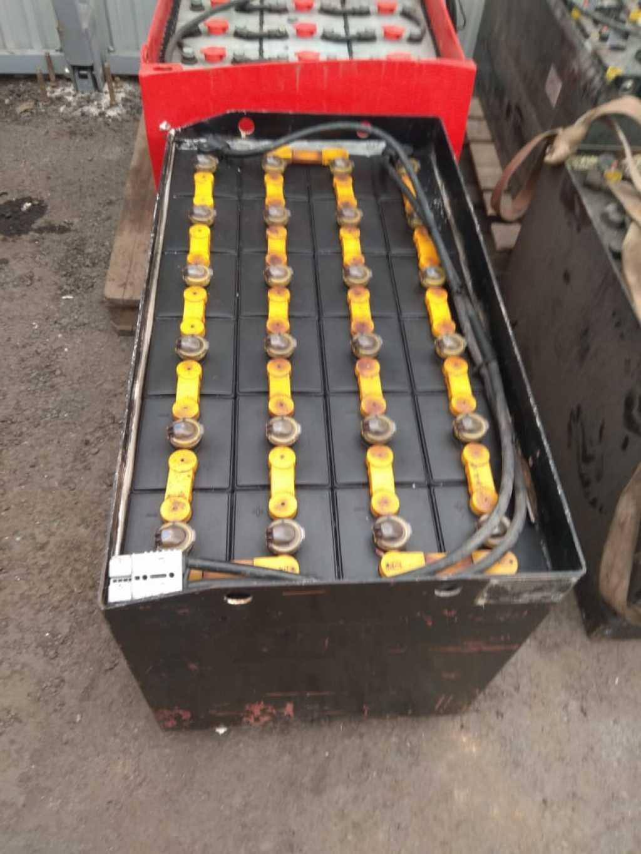 Аккумулятор тяговый Б. У. для погрузчика в Москве. Фото 2