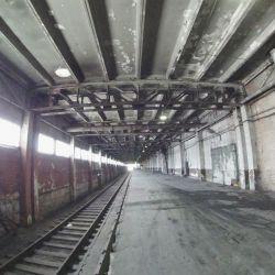 Склад 1-ый этаж, 940 м²