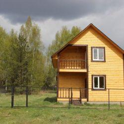 Продам дом 2-этажный дом 135 м² ( брус ) на участке 11 сот. , Горьковское шоссе , 79 км до города