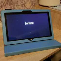 Планшетный компьютер Windows Microsoft Surface RT