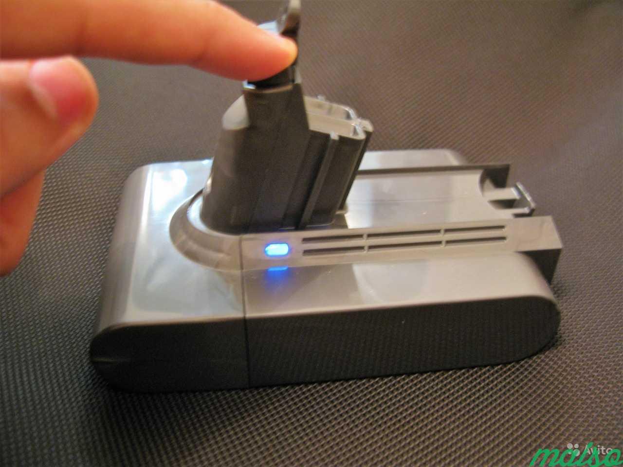 Замена аккумулятора на пылесосе дайсон дайсон пылесос купить в липецке