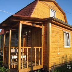 Продам дачу 2-этажный дом 84 м² ( брус ) на участке 9 сот. , Минское шоссе , 2 км до города