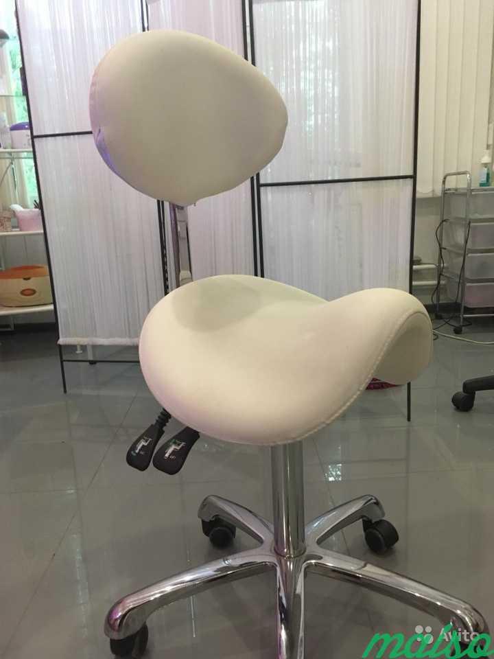 Стул ортопедический для мастера,оборудование для м в Москве. Фото 3