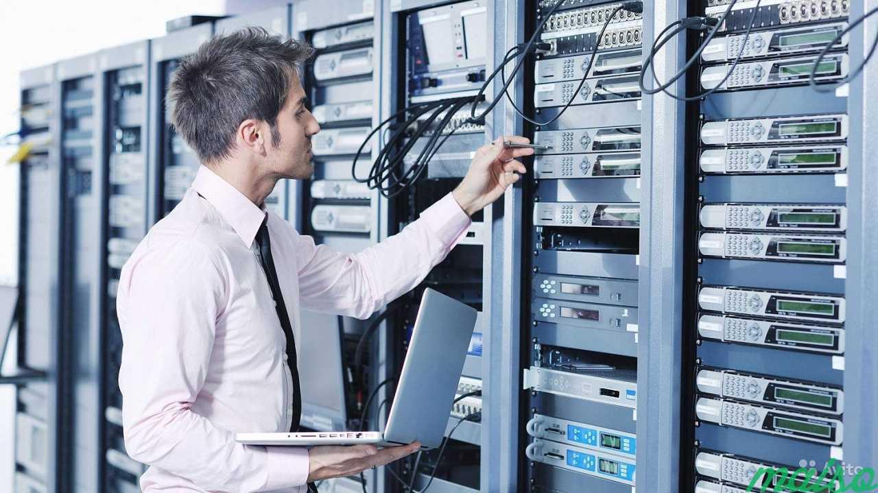 Абонентское обслуживание компьютеров в Москве. Фото 4