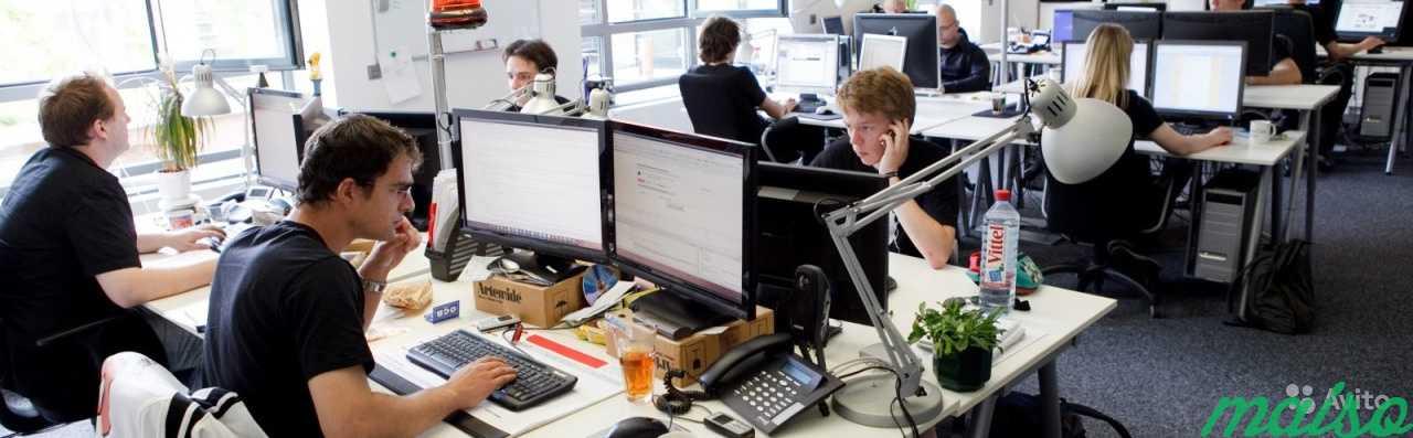 Абонентское обслуживание компьютеров в Москве. Фото 3