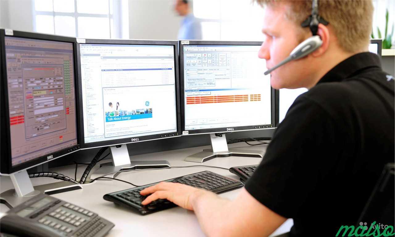 Абонентское обслуживание компьютеров в Москве. Фото 6