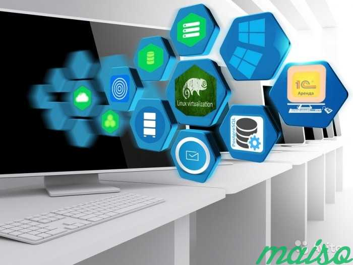 Абонентское обслуживание компьютеров в Москве. Фото 1