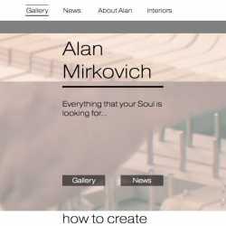 Разработка сайтов, создание виртуальных экскурсий
