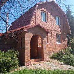 Продам дом 2-этажный дом 122 м² ( брус ) на участке 15 сот. , Можайское шоссе , 45 км до города