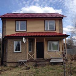 Продам дачу 2-этажный дом 160 м² ( брус ) на участке 6 сот. , Волоколамское шоссе , 120 км до города