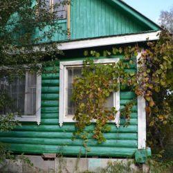 Продам дачу 2-этажный дом 40 м² ( бревно ) на участке 10.6 сот. , Егорьевское шоссе , 16 км до города