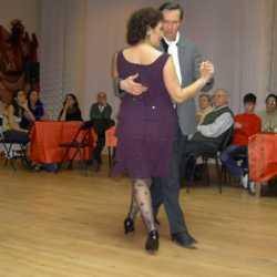 Уроки аргентинского танго - латино