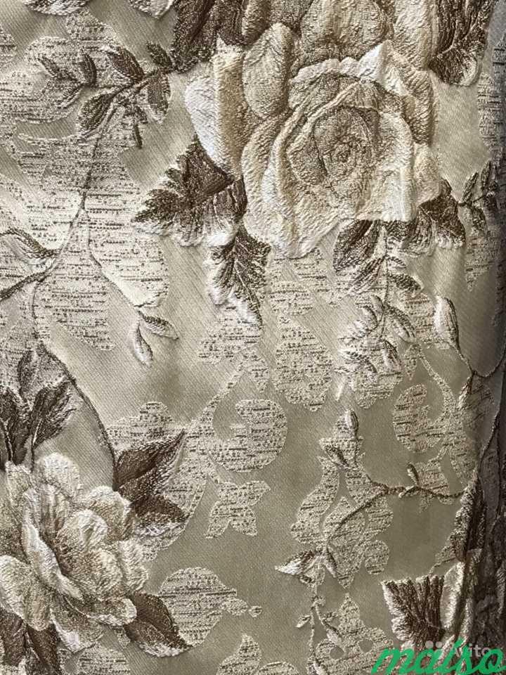Ткань пр. Италия для штор в Москве. Фото 10