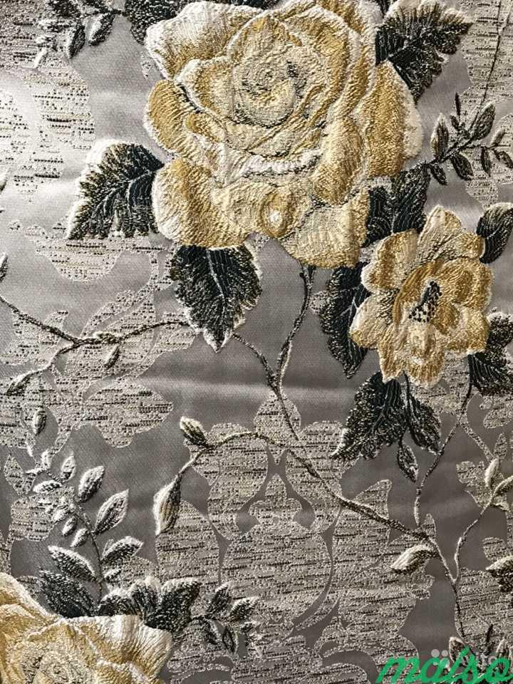 Ткань пр. Италия для штор в Москве. Фото 9