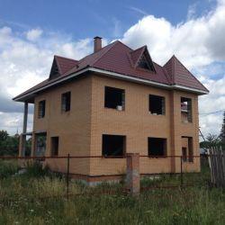 Продам дом 3-этажный дом 430 м² ( кирпич ) на участке 10 сот. , Новорязанское шоссе , 30 км до города