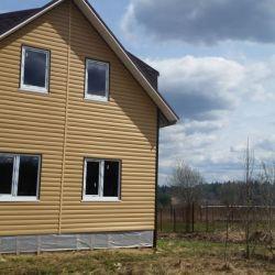 Продам дом 2-этажный дом 120 м² ( брус ) на участке 8 сот. , Волоколамское шоссе , 85 км до города