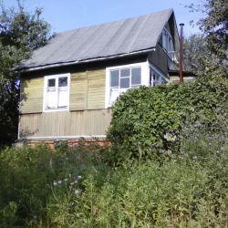 Продам дачу 2-этажный дом 36 м² ( брус ) на участке 5.5 сот. , Ярославское шоссе , 37 км до города