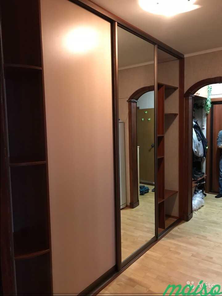 Шкаф-купе «Ноче Мария, Ром зернистый» в Москве. Фото 2