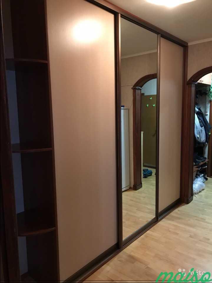 Шкаф-купе «Ноче Мария, Ром зернистый» в Москве. Фото 1