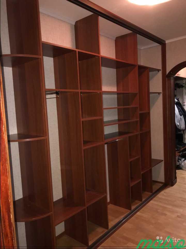 Шкаф-купе «Ноче Мария, Ром зернистый» в Москве. Фото 5