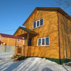 Продам дачу 2-этажный дом 100 м² ( брус ) на участке 8 сот. , Носовихинское шоссе , 14 км до города